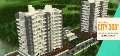 Gallery Cover Pic of Mantra City 360 Phase 2