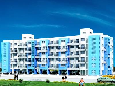 Gallery Cover Image of 556 Sq.ft 1 BHK Apartment for buy in Mirelle, Kondhwa for 3500000