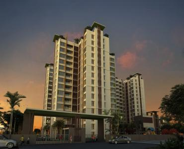 Gallery Cover Image of 1770 Sq.ft 3 BHK Apartment for buy in SB Templetree, Bommanahalli for 11000000