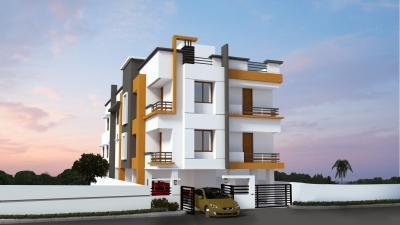Gallery Cover Image of 970 Sq.ft 3 BHK Apartment for buy in Kishore Srinivas Castle, Chromepet for 4074000