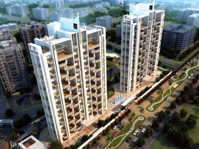 Gallery Cover Image of 4700 Sq.ft 4 BHK Apartment for buy in Naiknavare Pride The Spires, Aundh for 58000000
