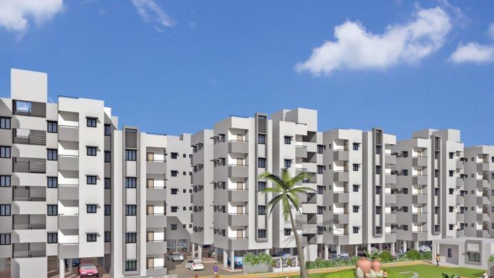 Aroma Aakruti Appartment In Mahadev Nagar, Ahmedabad 1