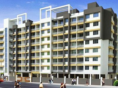 Gallery Cover Image of 565 Sq.ft 1 BHK Apartment for buy in Vinayak Sanskar Gokul Dham Complex, Palava Phase 1 Nilje Gaon for 2559000