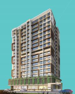 Gallery Cover Image of 650 Sq.ft 1 BHK Apartment for buy in Varad Heights, Chembur for 12100000