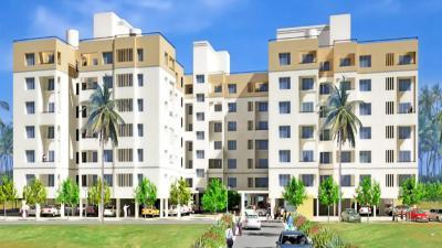 Gallery Cover Image of 1000 Sq.ft 2 BHK Apartment for buy in BU Bhandari Everglade , Kharadi for 5800000