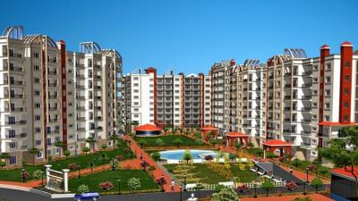 Gallery Cover Pic of Amrapali Jaura Heights