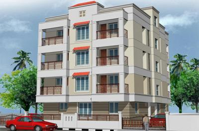 Gallery Cover Image of 1200 Sq.ft 2 BHK Apartment for buy in Girish Prasanna, Pammal for 6500000