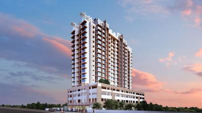 Gallery Cover Image of 760 Sq.ft 2 BHK Apartment for rent in Divine Aspen Park, Goregaon East for 45000