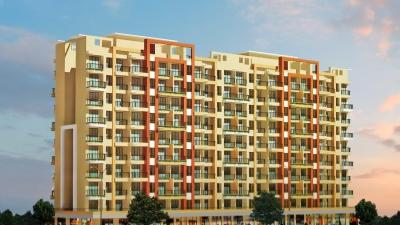 Gallery Cover Image of 545 Sq.ft 1 BHK Apartment for rent in Parasnath Nagari Building No - 2, Vasai East for 6500