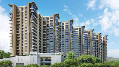 Gallery Cover Image of 670 Sq.ft 1 BHK Apartment for buy in Kanakia Rainforest, Andheri East for 12500000