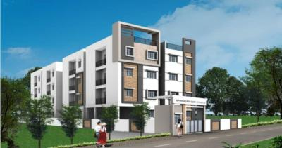 Gallery Cover Image of 1076 Sq.ft 2 BHK Apartment for rent in Springfield Homes, Chansandra for 20000