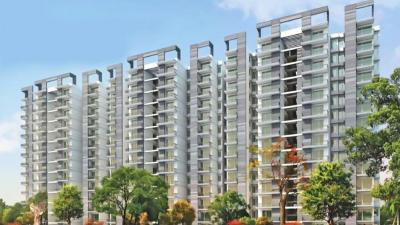 Gallery Cover Image of 550 Sq.ft 1 BHK Apartment for rent in Zara Aavaas, Sector 104 for 8000