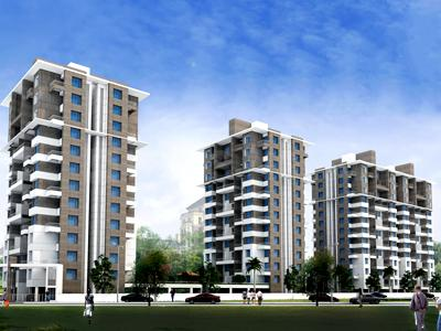 Gallery Cover Image of 950 Sq.ft 2 BHK Independent Floor for rent in West One, Hinjewadi for 17000