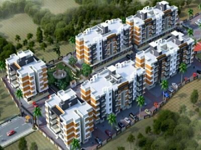 Gallery Cover Pic of Vidhata Naina Apartments