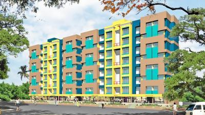 Gallery Cover Image of 637 Sq.ft 1 BHK Apartment for buy in Jangid iris arnica, Mira Road East for 5600000