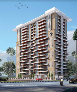 Gallery Cover Image of 1600 Sq.ft 3 BHK Apartment for rent in Hubtown Sunstone, Bandra East for 125000