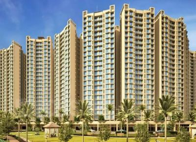 Gallery Cover Image of 1300 Sq.ft 3 BHK Apartment for rent in Marina Enclave Tower K & L, Malad West for 40000