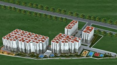 Gallery Cover Image of 1000 Sq.ft 3 BHK Apartment for rent in Karsten Palm Groves, Marsur for 11500