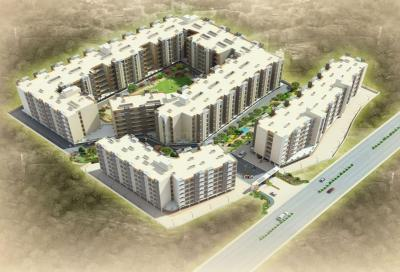 Gallery Cover Image of 751 Sq.ft 2 BHK Apartment for buy in Aashiyana, Kabir Nagar for 2100000