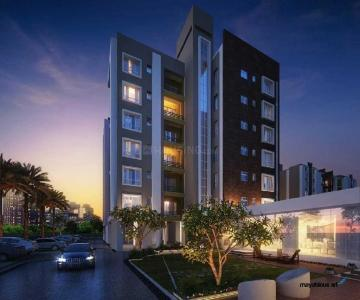 Gallery Cover Image of 1325 Sq.ft 2 BHK Apartment for rent in PS Equinox, Tangra for 23000