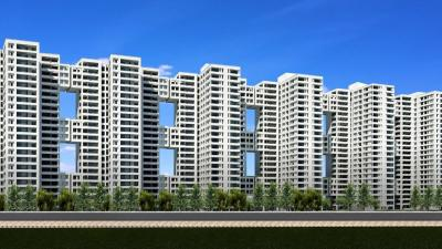 Gallery Cover Image of 2050 Sq.ft 2 BHK Apartment for rent in Jaypee The Kalypso Court, Sector 128 for 20000
