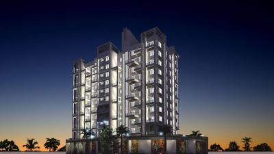 Gallery Cover Image of 1050 Sq.ft 2 BHK Apartment for buy in OMM Ozone Springs, Wakad for 7400000