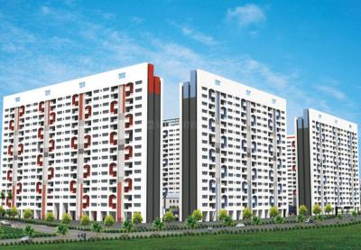 Gallery Cover Image of 960 Sq.ft 2 BHK Apartment for rent in Kumar Pebble Park, Hadapsar for 15000