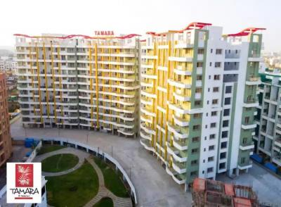 Gallery Cover Image of 1180 Sq.ft 2 BHK Apartment for rent in GoldFinger Tamara, Rahatani for 19000