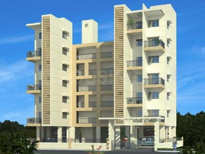 Gallery Cover Image of 320 Sq.ft Studio Apartment for buy in Sushobha, Kothrud for 4000000