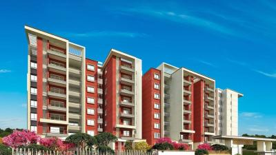 Gallery Cover Image of 790 Sq.ft 1 BHK Apartment for buy in Brigade Symphony, Metagalli for 5000000