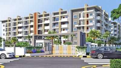 Gallery Cover Image of 1050 Sq.ft 2 BHK Apartment for rent in Spad Nakshatra Nestilo, Whitefield for 27500