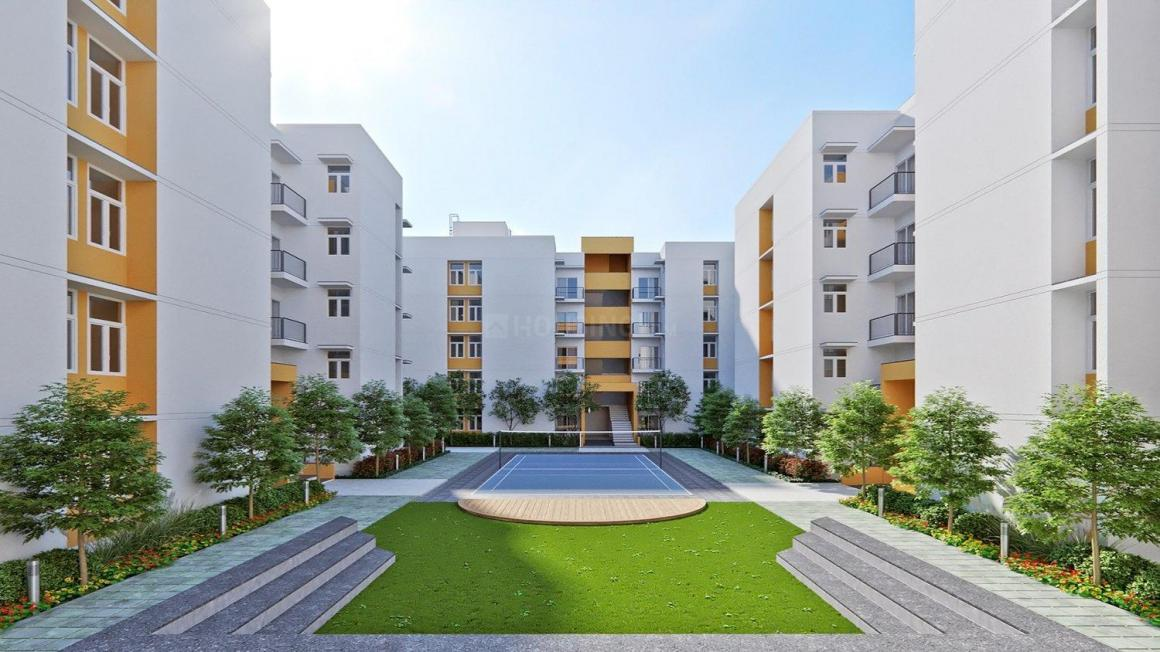 Gallery Cover Pic of Mahindra Happinest Boisar - Phase 1