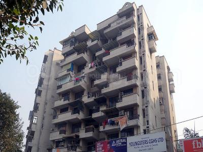 Gallery Cover Image of 1600 Sq.ft 3 BHK Apartment for rent in CGHS Youngsters, Sector 6 Dwarka for 27000