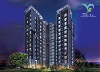Gallery Cover Image of 2402 Sq.ft 4 BHK Apartment for rent in Viento, Tangra for 150000