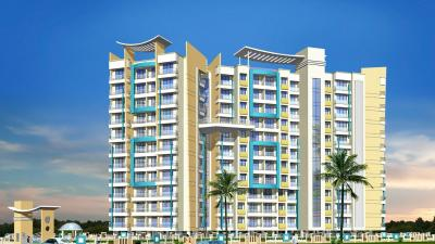 Gallery Cover Image of 720 Sq.ft 1 BHK Apartment for buy in Atul Blue Monarch, Andheri East for 11500000