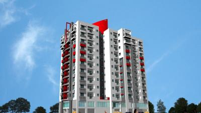 Gallery Cover Image of 1150 Sq.ft 2 BHK Apartment for rent in Ganguly 4 Sight Impression, Garia for 20000