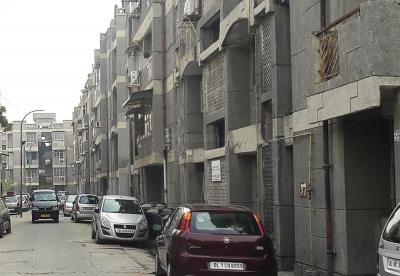 DDA Shanti Kunj Apartment