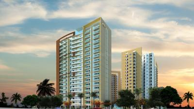 Gallery Cover Image of 850 Sq.ft 2 BHK Apartment for rent in Earthcon Casa Grande 2, Chi V Greater Noida for 8000