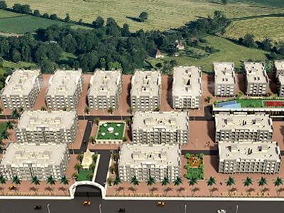 Gallery Cover Pic of Estate Oaks Jai Mata Di Complex Phase II