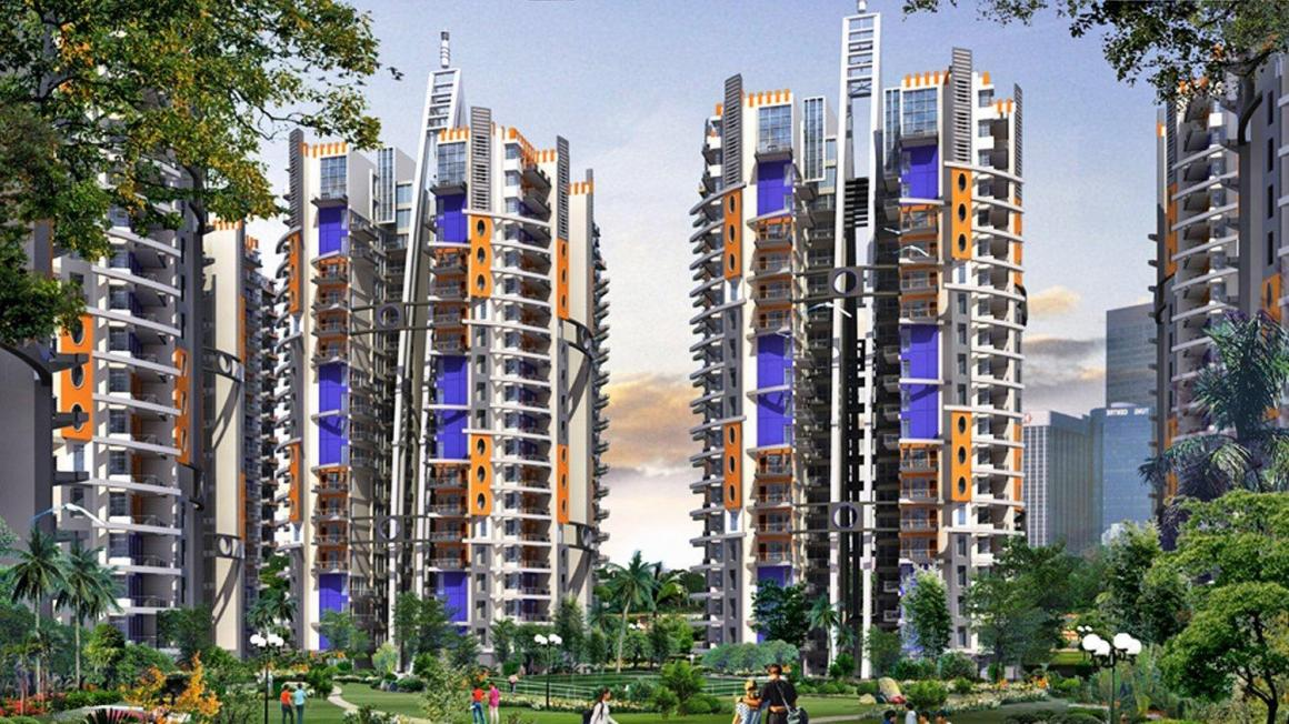 Gallery Cover Pic of The Antriksh Heights
