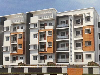 Gallery Cover Image of 1100 Sq.ft 2 BHK Apartment for rent in Sumukha Shanti, Chikkalasandra for 15000
