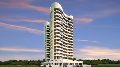 Gallery Cover Image of 690 Sq.ft 1 BHK Apartment for buy in Paradise Sai Icon, Kharghar for 5500000
