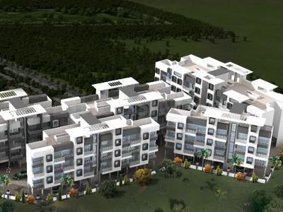 Gallery Cover Pic of Hindustan Vihighar Apartment