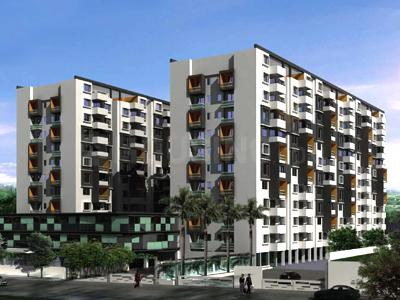 Gallery Cover Image of 1546 Sq.ft 2 BHK Apartment for rent in Sai Poorna Premier, Kudlu for 26000