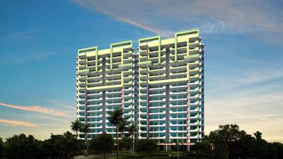 Gallery Cover Image of 1633 Sq.ft 2 BHK Apartment for rent in SRS Royal Hills, Neharpar Faridabad for 9300