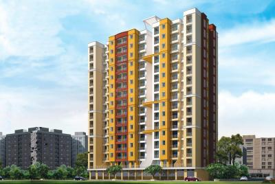 Gallery Cover Image of 1060 Sq.ft 2 BHK Apartment for rent in Rutu Riverview Classic, Kalyan West for 15000