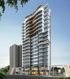 Gallery Cover Image of 590 Sq.ft 2 BHK Apartment for buy in Oswal Heights, Chembur for 13800000