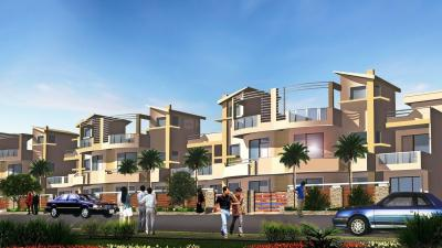 Gallery Cover Image of 3700 Sq.ft 4 BHK Villa for rent in SS Aaron Ville, Sector 48 for 60000