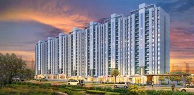 Gallery Cover Image of 703 Sq.ft 1 BHK Apartment for buy in Pegasus Megapolis Saffron A10 To A14, Hinjewadi for 3750000