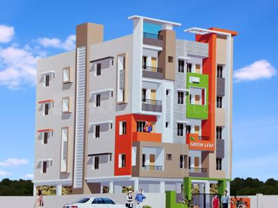 Gallery Cover Image of 785 Sq.ft 2 BHK Apartment for buy in SSP Green leaf, Jeedimetla for 3500000